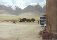 China_Tibet_Military_Tank_Heading_to_Lhasa_Vaclav_Laifr